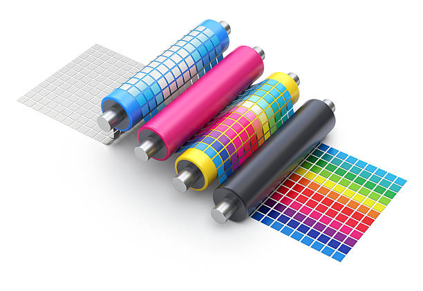 Print kleuren