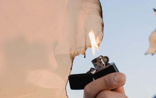bedrukte aanstekers