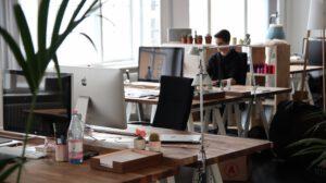 kantoorpand amsterdam